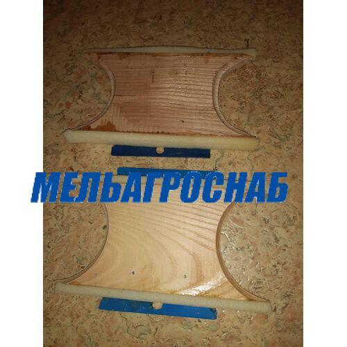 МЕЛЬНИЧНО-ЭЛЕВАТОРНОЕ ОБОРУДОВАНИЕ - Вставка к вальцовому станку А1-БЗН 01.270