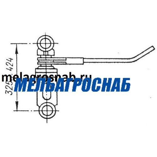 ПОДЪЁМНО-ТРАНСПОРТНОЕ ОБОРУДОВАНИЕ - Механизм подъёма КШП-6 02.02.400