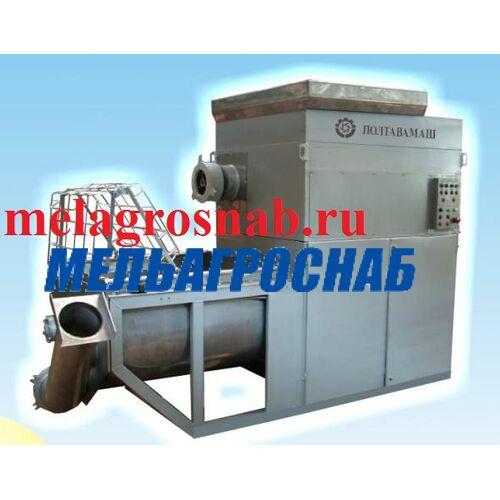 МЯСОПЕРЕРАБАТЫВАЮЩЕЕ ОБОРУДОВАНИЕ - Агрегат для измельчения и посола мяса Я2-ФХ2Т.1