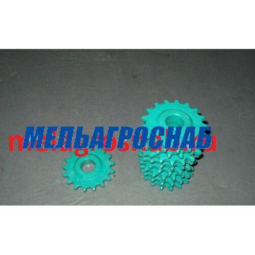 ПОДЪЁМНО-ТРАНСПОРТНОЕ ОБОРУДОВАНИЕ - Звездочка КШП-6 01.07.05