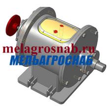 Головка делительная (тестоделительная) Ш33-ХД3-У