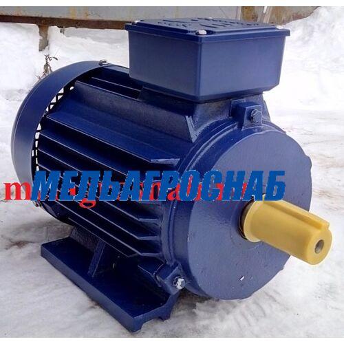 МЕЛЬНИЧНО-ЭЛЕВАТОРНОЕ ОБОРУДОВАНИЕ - Двигатель АИР90L6 (1.5 кВт.)