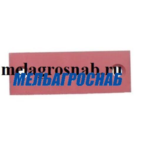 МЕЛЬНИЧНО-ЭЛЕВАТОРНОЕ ОБОРУДОВАНИЕ - Пластина БЦС 02.673