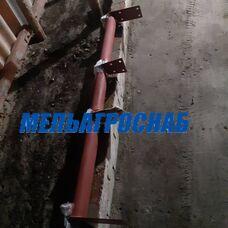 Вал виброрегулятора к камнеотборнику Р3-БКТ-100