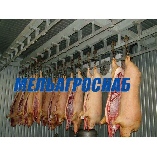 МЯСОПЕРЕРАБАТЫВАЮЩЕЕ ОБОРУДОВАНИЕ - Оборудование для убоя крупного рогатого скота и свиней К7-ФЦУ