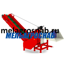 Измельчитель веток АМ-120ТР-К