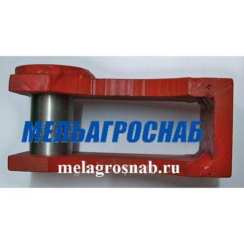 МЕЛЬНИЧНО-ЭЛЕВАТОРНОЕ ОБОРУДОВАНИЕ - Вилка тяги нагнетательных валков к бараночной машине Б4-58