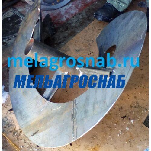 ПОДЪЁМНО-ТРАНСПОРТНОЕ ОБОРУДОВАНИЕ - Шнек КШП-6 01.07.01