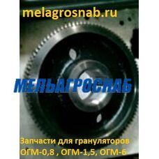 Запчасти для грануляторов ОГМ-0,8 , ОГМ-1,5, ОГМ-6
