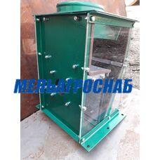 Загрузочный приёмник с шибером к камнеотборнику Р3-БКТ-100