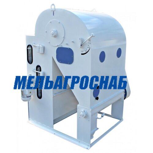 ЭКСТРУДИРОВАНИЕ И ГРАНУЛЯЦИЯ- Сепаратор- аспиратор АСХ-10