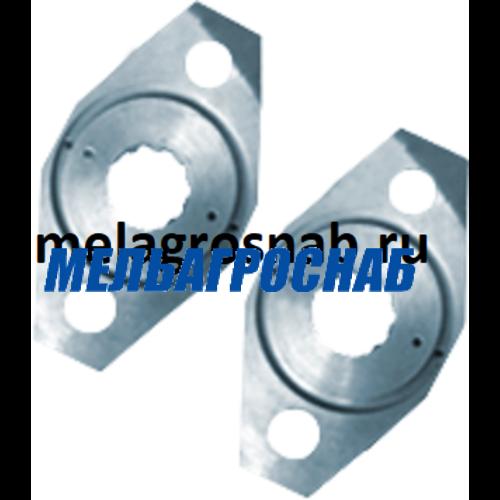 МЕЛЬНИЧНО-ЭЛЕВАТОРНОЕ ОБОРУДОВАНИЕ - Плита передняя Б6-ДГВ