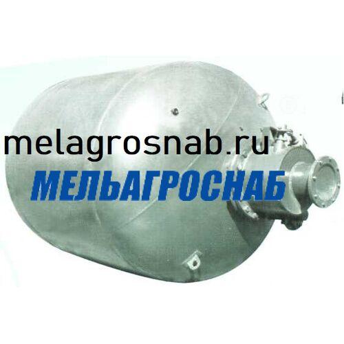 МЯСОПЕРЕРАБАТЫВАЮЩЕЕ ОБОРУДОВАНИЕ - Бак передувочный Р3-ФПГ