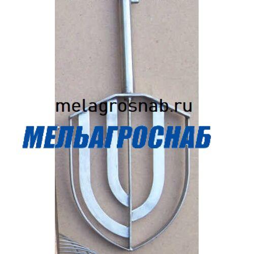 """ОБОРУДОВАНИЕ ДЛЯ ХЛЕБОПЕКАРНОЙ И КОНДИТЕРСКОЙ ПРОМЫШЛЕННОСТИ - Венчик """"Лопатка"""" на кремовзбивалку МВУ-60"""