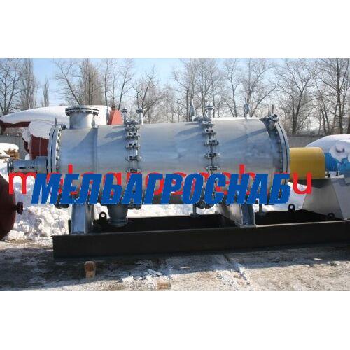 ОБОРУДОВАНИЕ ДЛЯ ПРОИЗВОДСТВА РАСТИТЕЛЬНОГО МАСЛА - Ротационно-пленочный аппарат для сушки гидратационного осадка
