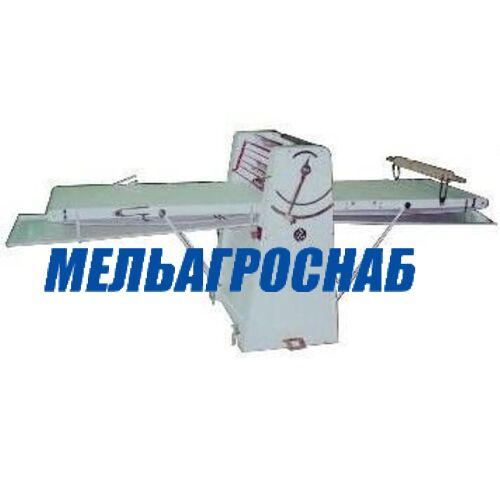 ОБОРУДОВАНИЕ ДЛЯ ХЛЕБОПЕКАРНОЙ И КОНДИТЕРСКОЙ ПРОМЫШЛЕННОСТИ - Тестораскатка МНРТ-130/600
