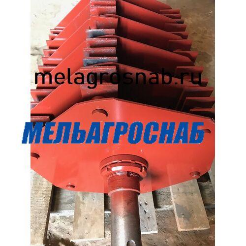 МЕЛЬНИЧНО-ЭЛЕВАТОРНОЕ ОБОРУДОВАНИЕ - Ротор КДУ 30-4 в сборе без шкива и подшипников