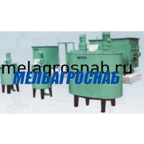 ОБОРУДОВАНИЕ ДЛЯ ПЕРЕРАБОТКИ ОВОЩЕЙ И ФРУКТОВ- Оборудование для приготовления майонеза ЛПМ-2