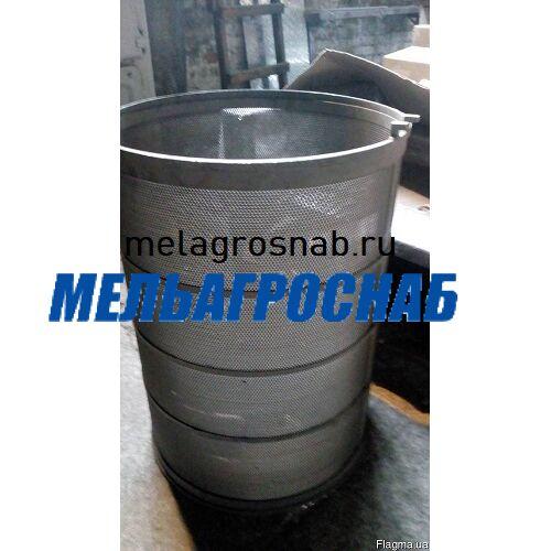 МЕЛЬНИЧНО-ЭЛЕВАТОРНОЕ ОБОРУДОВАНИЕ - Ситовой цилиндр на машину шелушильно-шлифовальную А1-ЗШН-3