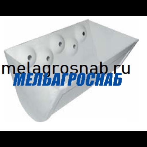 ОБОРУДОВАНИЕ ДЛЯ САХАРНОЙ ПРОМЫШЛЕННОСТИ - Ковш к элеватору ЛГС-400, ЭЛГ-250