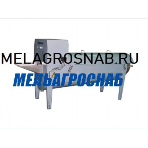 МЯСОПЕРЕРАБАТЫВАЮЩЕЕ ОБОРУДОВАНИЕ - Барабан для промывки субпродуктов К7-ФМЗ-А