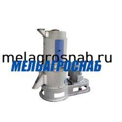 Оборудование для обработки поверхности зерна