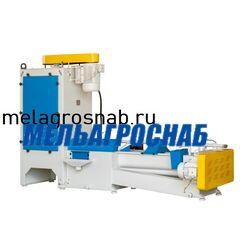 Оборудование для увлажнения и мокрого шелушения зерна