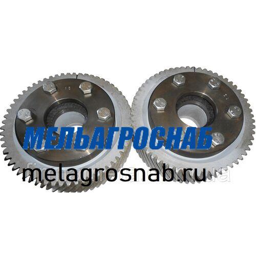 МЕЛЬНИЧНО-ЭЛЕВАТОРНОЕ ОБОРУДОВАНИЕ - Шестерни ротора Ш3 для компрессоров ЗАФ, ВФ