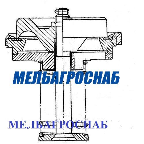 МЕЛЬНИЧНО-ЭЛЕВАТОРНОЕ ОБОРУДОВАНИЕ - Клапан предохранительный ЗА21-0.000