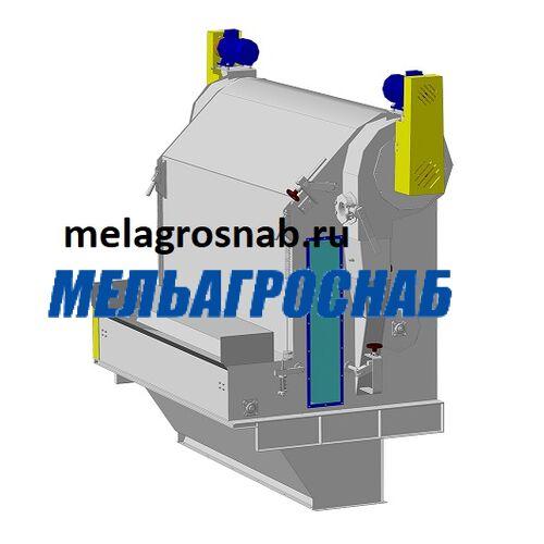 МЕЛЬНИЧНО-ЭЛЕВАТОРНОЕ ОБОРУДОВАНИЕ - Сепаратор БСХ-200.20