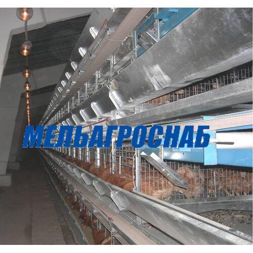 ОБОРУДОВАНИЕ ДЛЯ ПТИЦЕФАБРИК - Бункерные мобильные раздатчики корма по батареям