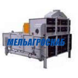 Оборудование для переработки масличных культур
