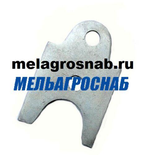 МЯСОПЕРЕРАБАТЫВАЮЩЕЕ ОБОРУДОВАНИЕ - Пластина подвески ФЦЛ (фиксатор)
