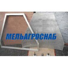 Дека камнеотборника Р3-БКТ-100 (Р3-БКТ-100.04.000)