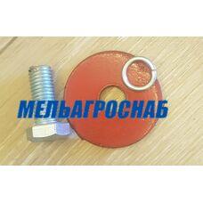 Крепеж к шкиву на привод подъема траверсы дежи А2-ХТ3Б