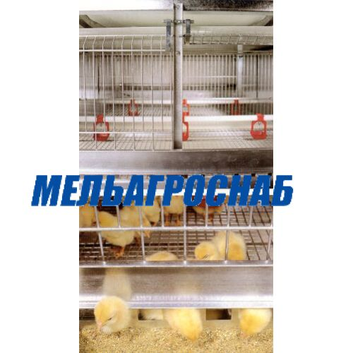 ОБОРУДОВАНИЕ ДЛЯ ПТИЦЕФАБРИК - Комплект оборудования для клеточного содержания промышленного стада кур
