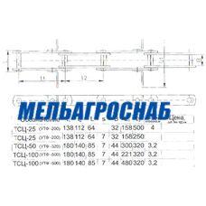 Конвейер скребковый К4-УТФ, К4-УТ2Ф