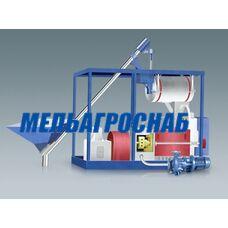 Линия дезодорации растительного масла М8-ЛДМ