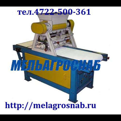 МЕЛЬНИЧНО-ЭЛЕВАТОРНОЕ ОБОРУДОВАНИЕ - Машина для формования сухарных плит МСП-2Р модернизированная нержавеющая сталь