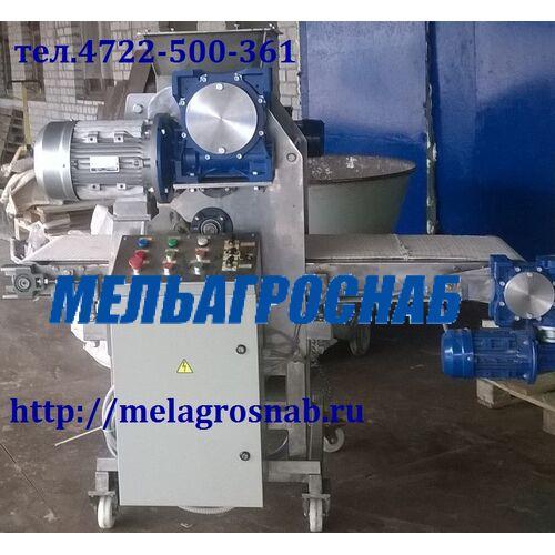 МЕЛЬНИЧНО-ЭЛЕВАТОРНОЕ ОБОРУДОВАНИЕ - Машина для формования сухарных плит МСП-2Р модернизированная углеродистая сталь