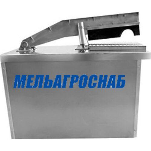 МЯСОПЕРЕРАБАТЫВАЮЩЕЕ ОБОРУДОВАНИЕ - Машина для разрубки голов МРГ-100 универсальная