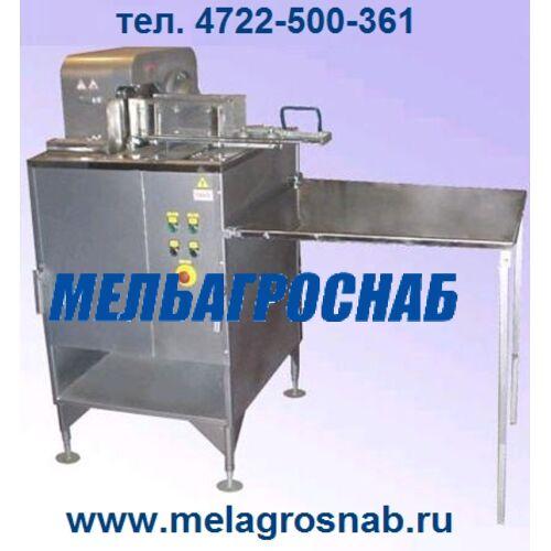 Машины для производства сухарей - Машина порезки хлеба на соломку и ломтики МНХ-70С