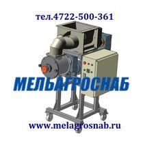 Машина тестоделительная типа ХДФ-М3 делительная головка –нержавейка пищевая, бронза