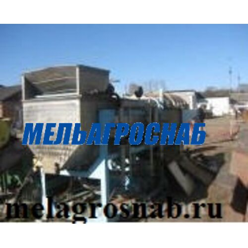 ОБОРУДОВАНИЕ ДЛЯ ПЕРЕРАБОТКИ ОВОЩЕЙ И ФРУКТОВ - Флотационно-моечная машина для переработки зеленого горошка