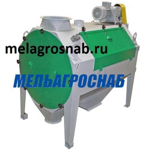 МЕЛЬНИЧНО-ЭЛЕВАТОРНОЕ ОБОРУДОВАНИЕ - Сепаратор ПБ-50