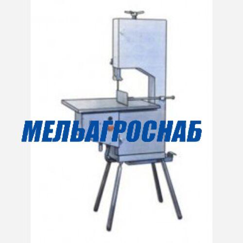 МЯСОПЕРЕРАБАТЫВАЮЩЕЕ ОБОРУДОВАНИЕ - Пила ленточная напольная ПМ-ФПЛ-350 с неподвижным столом, ПМ-ФПЛ-351 с подвижным столом, ПМ-ФПЛ-351А (нерж.) с подвижн