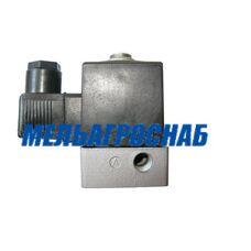 Пневмораспределитель трехлинейный с электромагнитным управлением типа П-РЭ 3/2,5