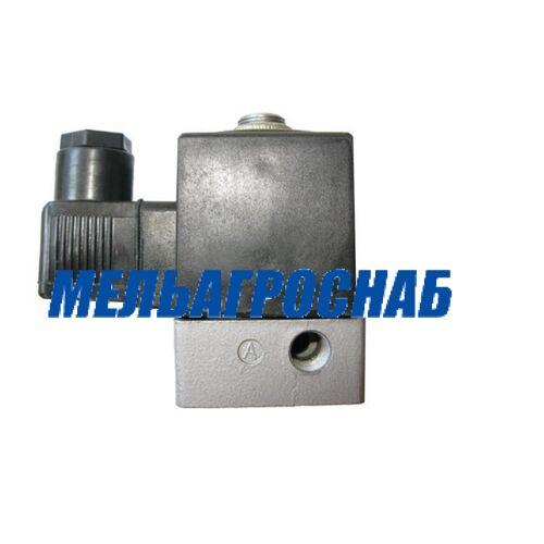 ОБОРУДОВАНИЕ - Пневмораспределитель трехлинейный с электромагнитным управлением типа П-РЭ 3/2,5
