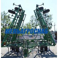 Культиватор сплошной обработки АК -11,6 м