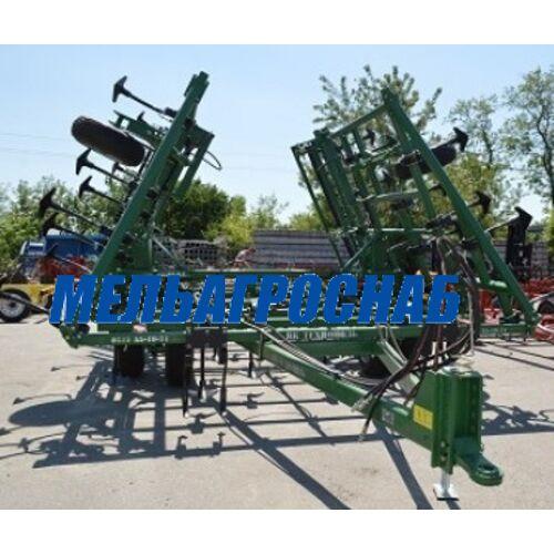 СЕЛЬХОЗТЕХНИКА - Культиватор сплошной обработки АК - 8,5 м